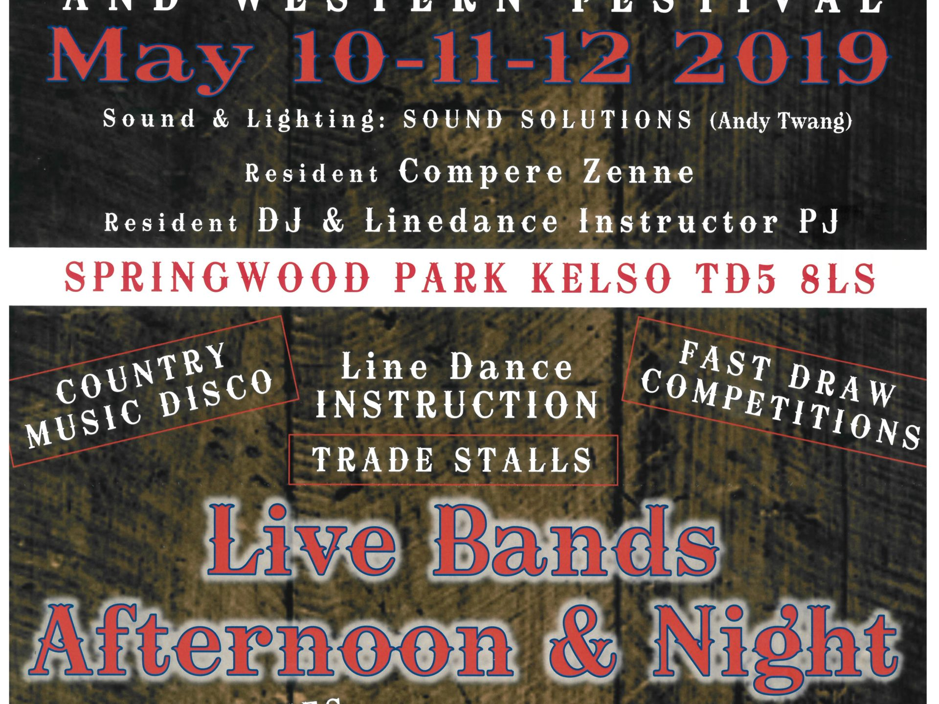 Kelso Country and Western Festival