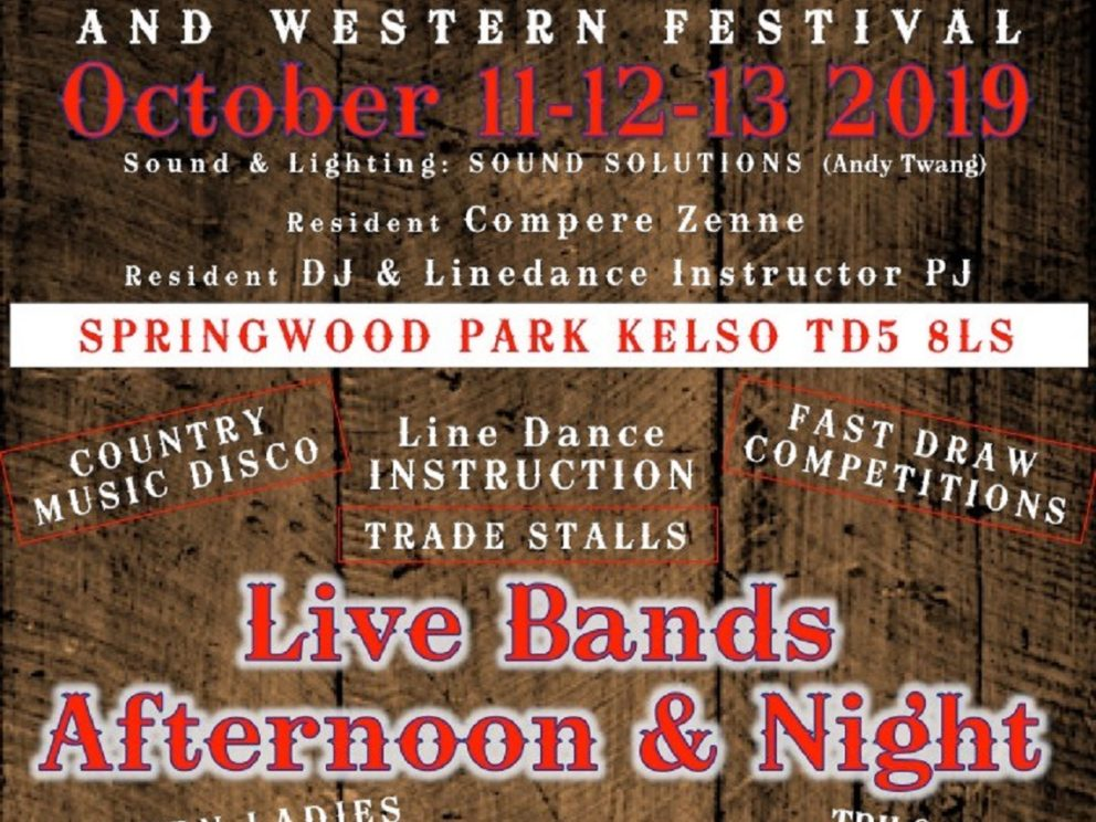 Kelso Country and Western Festival v2