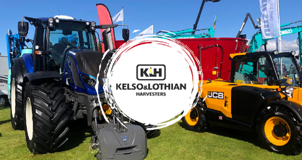 Kelso and Lothian Harvesters Open Day