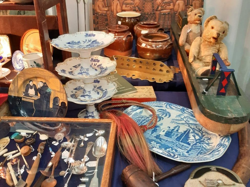 Kelso Antiques Fair