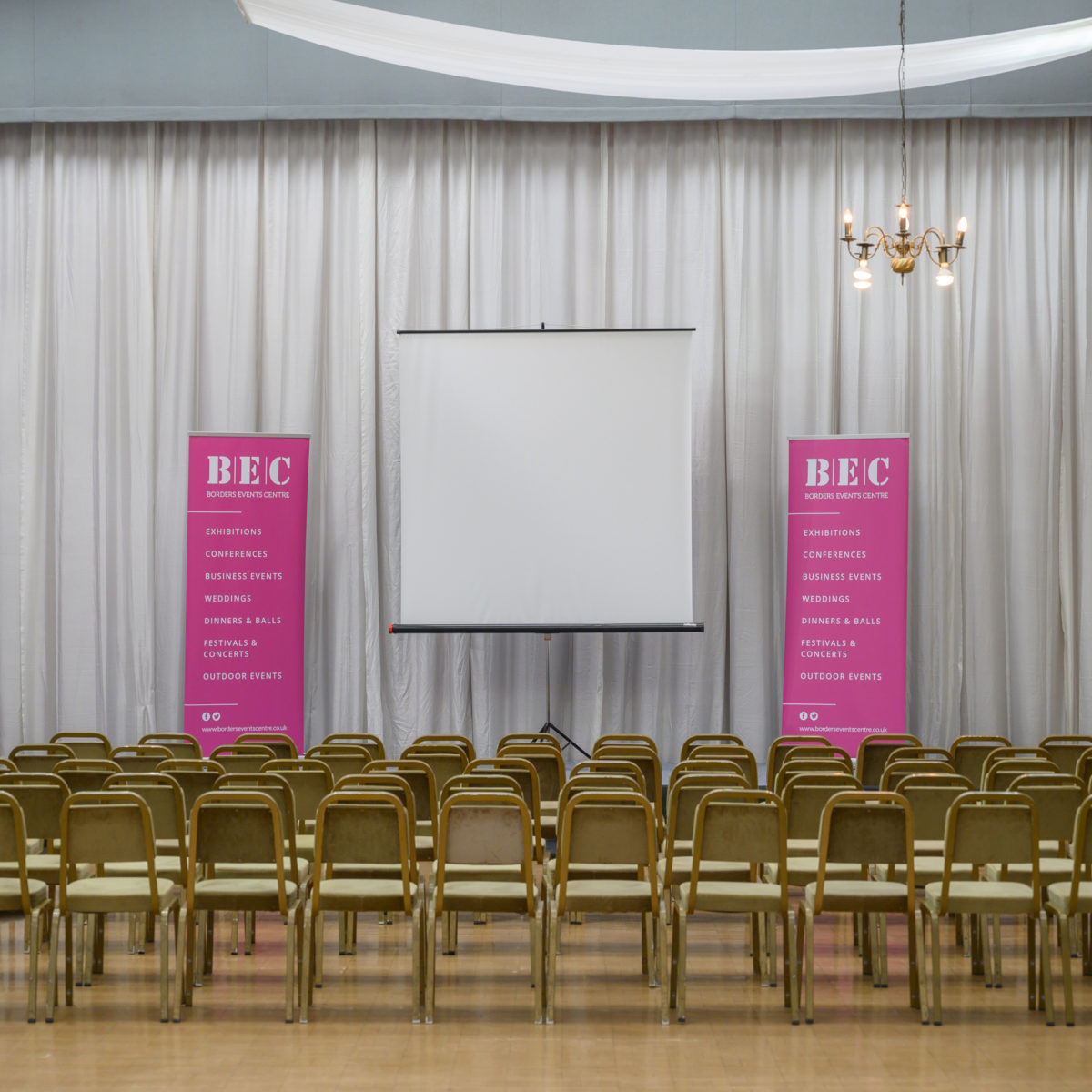 Conference facilities in the Scottish Borders