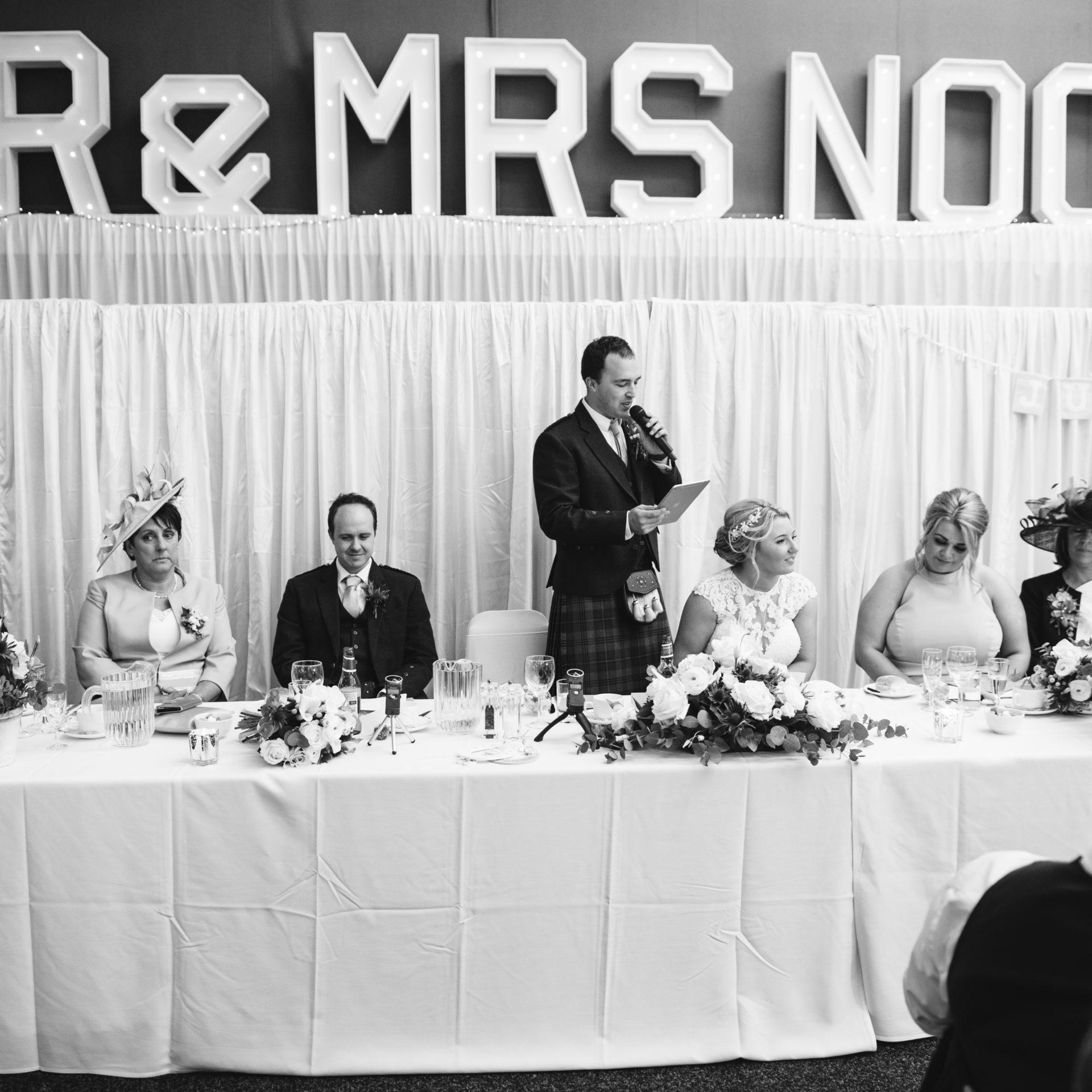Noon Wedding