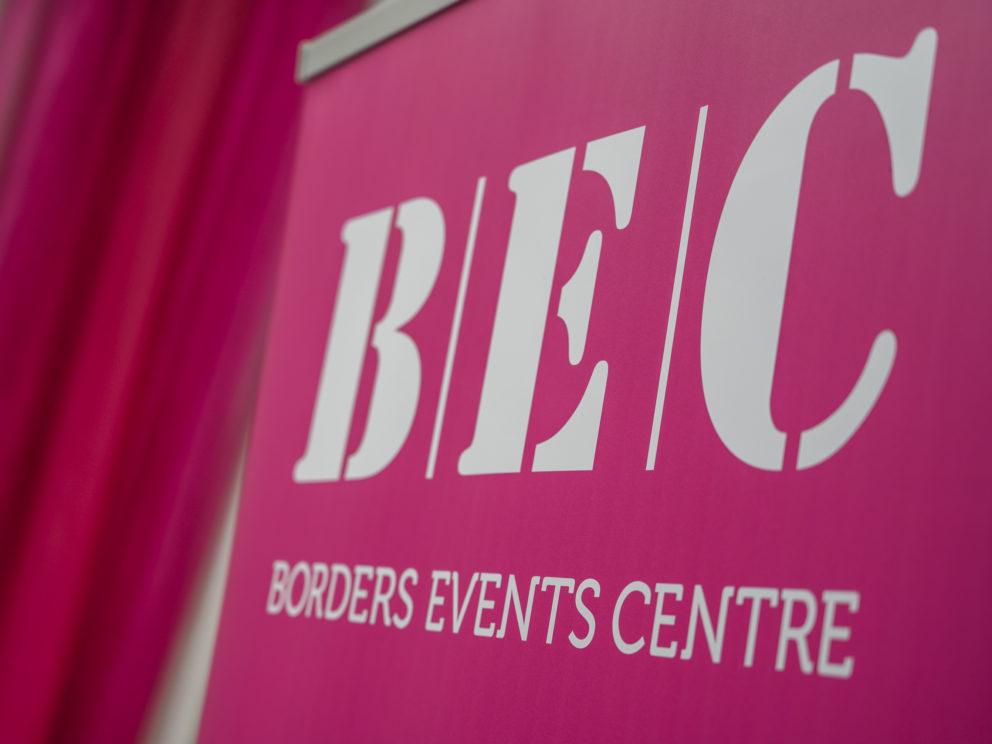 Borders Events CentreSpringwood Park, Kelso.